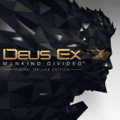 Deus Ex: Mankind Divided Digital Deluxe Edition (Все DLC) для PS4