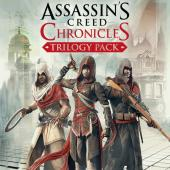 Аренда и прокат Assassin's Creed Chronicles Трилогия для PS4