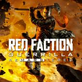 Red Faction Guerrilla Re-Mars-tered для PS4