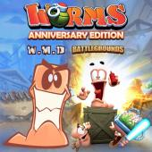 Worms Anniversary Edition для PS4
