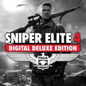 Sniper Elite 4 Digital Deluxe Edition (All DLC)