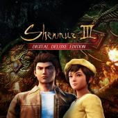 Shenmue III - Digital Deluxe Edition для PS4