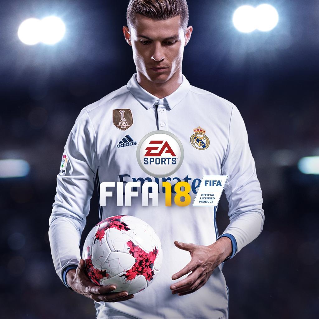 FIFA 18 / ФИФА 18 Crack (2017)