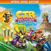 Аренда и прокат Crash Team Racing Nitro-Fueled - издание Nitros Oxide для PS4